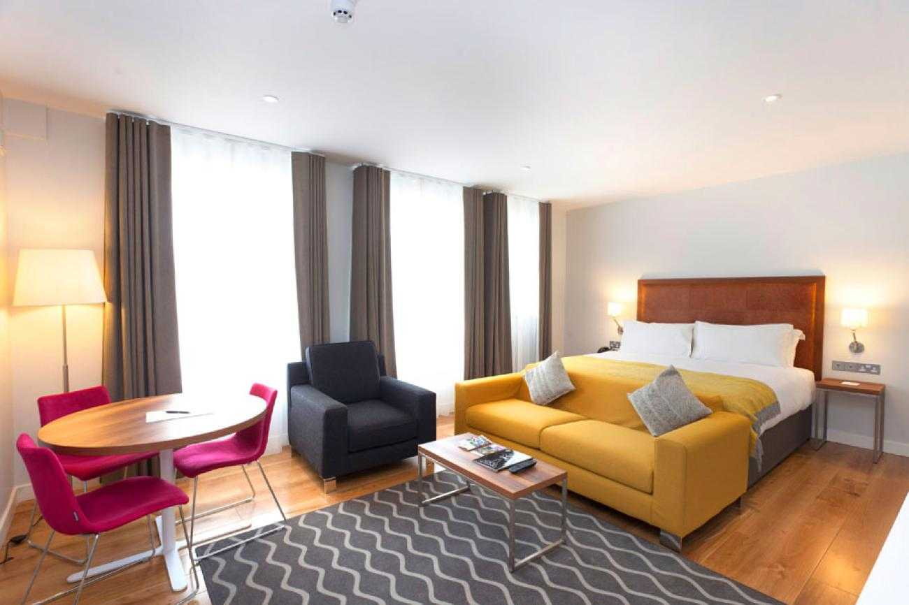 Dublin - serviced apartments for rent